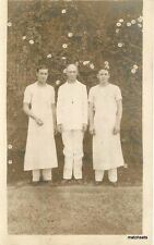 C-1910 Occupation Kitchen Workers Chef Cook RPPC real photo postcard 6394