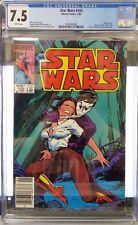 "Star Wars #103 (Jan 86) CGC 7.5 - ""Death"" of Tai"