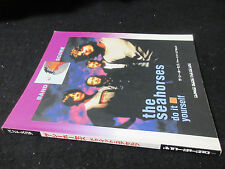 Seahorses Do It Yourself Japan Band Score Song Book Stone Roses C86 John Squire