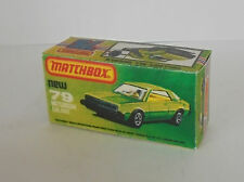 Repro Box Matchbox Nr. 79 Mitsubishi Galant