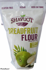Shavuot Breadfruit  Flour  Gluten Free  1x453g
