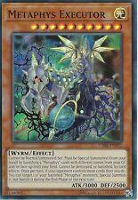YU-GI-OH CARD: METAPHYS EXECUTOR - SUPER RARE - CIBR-EN027