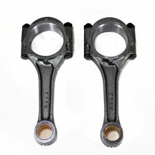 2pc New Connecting Rod 85-95 Toyota 2.4L 22R 22RE 22REC 22RTEC 4-Cyl 8-Val SOHC