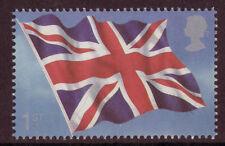 Gran Bretaña 2008 James Bond Union Jack Sello Antiguo Folleto De Menta desmontado, Mnh