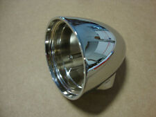 BIG DOG MOTORCYCLES F/R CHROME TURN SIGNAL HOUSING BUILT IN STANCHION ALL MODELS