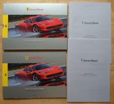 Ferrari cursos de conducción 2012 Prestige folleto de ventas Pack # 4221/12