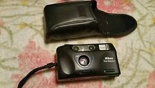 Nikon Fun Touch 2 Auto Focus Automatic 35mm Film Camera with case