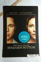 THE CURIOUS CASE OF BENJAMIN BUTTON PITT MINI POSTER BACKER CARD (NOT A movie)