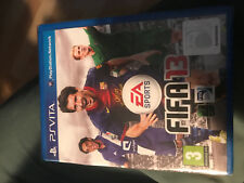 fifa 13 PS vita NEUF sous blister ATTENTION VERSION ANGLAISE
