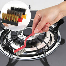 3pcs/set High Quality Stainless Steel Gas Stoves Cleaning Brushes Kitchen Tool