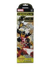 Marvel Heroclix X-Men Xavier's School Booster Pack Sealed Wizkids Neca New