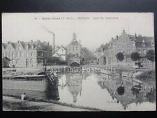 SAINT-OMER (P.-de C.) Malhurin - Qual de Commerce  140515
