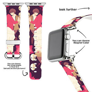 BTS Taehyung V Singularity Apple Watch Band Series 3 4 5 6 SE 38/40/42/44mm