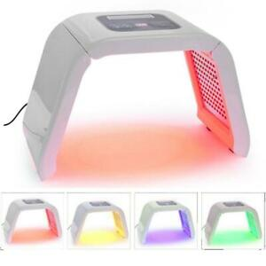 7 COLOURS LED LIGHT THERAPY REJUVENATION BEAUTY FACE COLLAGEN FACIAL MACHINE PDT