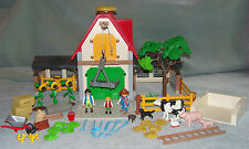 Fantastic Playmobil animal farm with all Accessories set 4490  Complete VGC