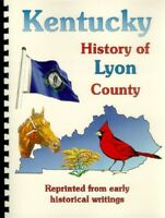 KY~LYON COUNTY KENTUCKY 1885 BIOGRAPHIES~EDDYVILLE ~GENEALOGY~NAMES