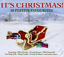 Various Artists : Its Christmas! (Best Sellers) [Double CD]