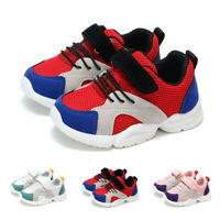 Kids Boys Girls Trainers Sports Running Shoe Toddler Baby Infant Casual Sneakers