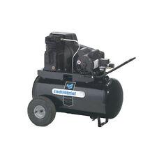 Industrial Air 1.9-Hp 20-Gallon (Belt Drive) Dual-Voltage Cast-Iron Air Compr.