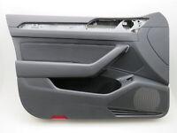 Original Türverkleidung Stoff schwarz vorne links VW Passat 3G B8 Variant