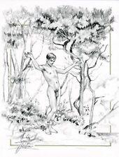 "Male Nude Gay Interest ""Scott"" Original COPY by Mario Bieletto"