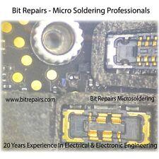 iPhone 8 Gas Gauge Mosfet Stuck On 1% Loop Rebooting Repair Service Q3200 Q3201