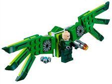 LEGO Vulture & Wing Suit Minifigure - LEGO Spider-Man 76114