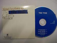 THE TYDE Blood Brothers EP – 2002 UK CD Card Sleeve – Alternative Rock - BARGAIN