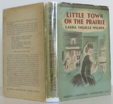 LAURA INGALLS WILDER Little Town on the Prairie LATER EDITION