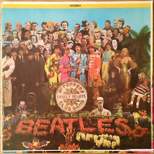 THE BEATLES Sgt. Pepper's Lonely Hearts Club Band US LP Apple