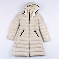 Moncler Girls Long Down Jacket Coat Size 14 Years 164cm