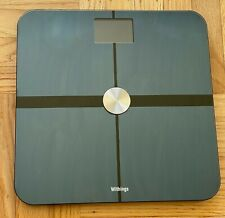 Withings Body Smart Wi-Fi Scale - Black