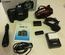 Canon EOS 7d Body + accessori