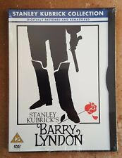 DVD BARRY LYNDON - Stanley KUBRICK - Import Anglais REMASTERED - NEUF