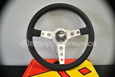 MOMO PROTOTIPO 350MM Steering Wheel 50TH LIMITED EDITION RARE 1 of 2000