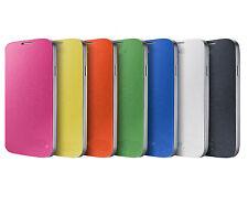 Frente de bolsa a presión Funda cubierta de batería trasera para Samsung Galaxy S4 Mini i9190 i9195