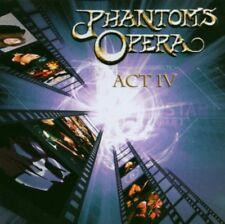 Phantom's Opera - Act IV CD NEU OVP