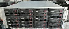 SuperMicro CSE-847 SAN 45 Bay