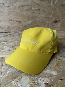 Brand New Off White x Nike Off Campus NYC Exclusive Insert Ideas Here Hat Cap