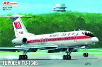 AZ Models 1/144 Tupolev Tu-134, Air Koryo # 14419