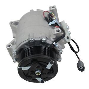 New AC Compressor for Honda CR-V 2.4L In.l4 2002-2006 38810PNB006