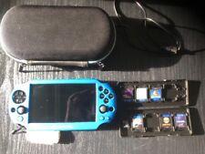 Sony PlayStation Vita PCH-2001 1GB - Black With 6 Games