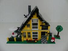 LEGO Creator Ferienhaus (4996) gelb, inkl. Anleitungen