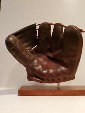 Vintage Reach Three Finger Baseball Glove