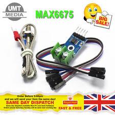 MAX6675 Module + K Tipo Termocoppia Sensore di temperatura per filo libero Arduino
