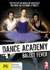 Dance Academy - Ballet Fever [ DVD ]  Region 4, Like New, Fast Post...7458