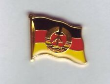 GDR Flag Pin, Pin, Flag, Pin, Badge, Flag German Democratic Republic