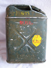 USMC / United States Marine Corps / water container /