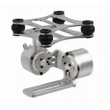 NEW 2 Axis Aluminum Brushless Camera Mount Gimbal Kit for Gopro 3 DJI Phantom l