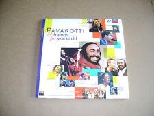 PAVAROTTI & FRIENDS-FOR WAR CHILD